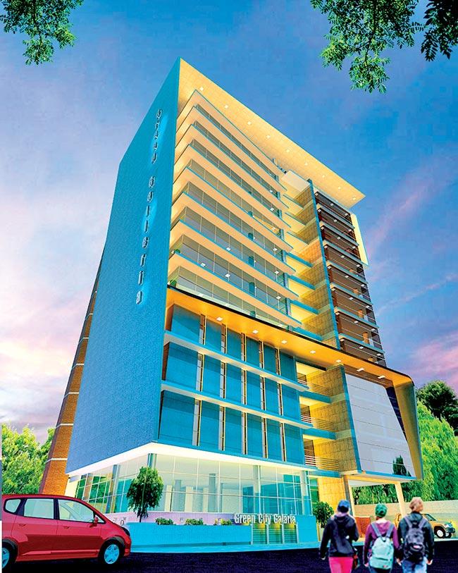 Green-Galleria,-Dhanmondi